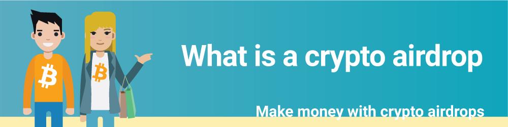 Make money with Crypto Airdrops | Moneyless org