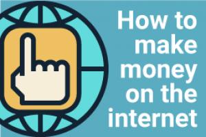 How to make money on the internet   Moneyless.org